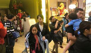 Silne trzęsienie ziemi w Chinach. Wśród ofiar są turyści