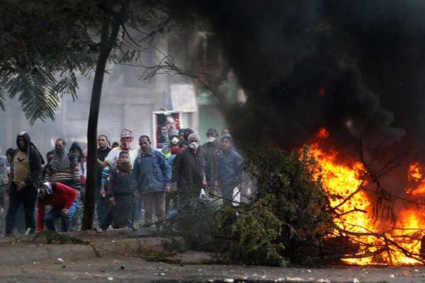W Kairze od kilku dni trwają zamieszki