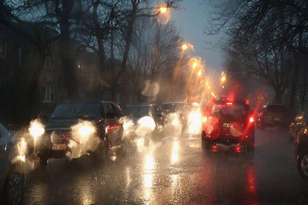 Uwaga kierowcy! Nie najlepsze warunki jazdy