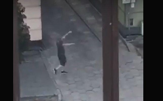 Nagranie ze Świnoujścia pojawiło się na Youtube