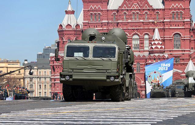 Kolejna jednostka z rakietami S-400. Tym razem wojska rozmieszczono pod Moskwą