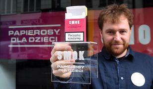 Poznaliśmy tajemnicę sklepu z papierosami dla dzieci
