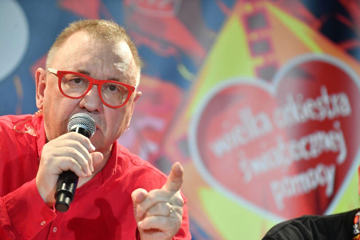 Festiwal WOŚP-u po raz kolejny uzyskał status imprezy podwyższonego ryzyka. Owsiak komentuje