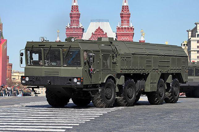 Rosjanie od lat argumentowali, że Iskandery to odpowiedź na działania NATO