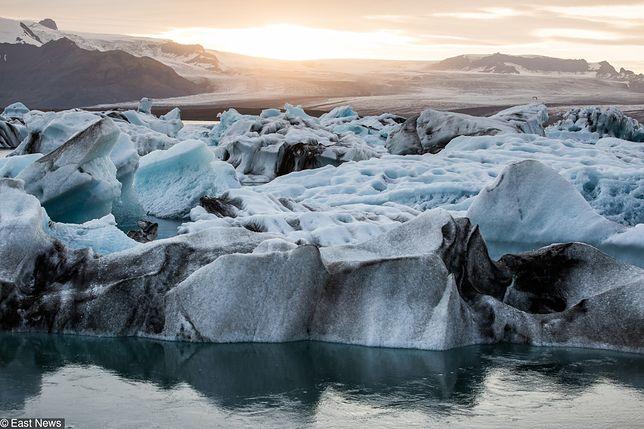 Lodowce są jedną z największych atrakcji turystycznych Islandii.
