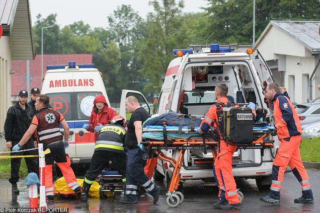 Tatry. Akcja ratunkowa po gwałtownych burzach w Tatrach, zginęły 4 osoby, ponad 140 zostało poszkodowanych