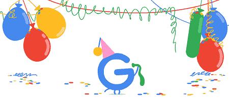 kiedy powstało google