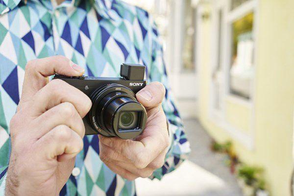 Nowe aparaty kompaktowe Sony z dużym zoomem