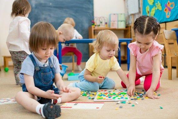 Białołęka: Chcą kącika zabaw w... kościele