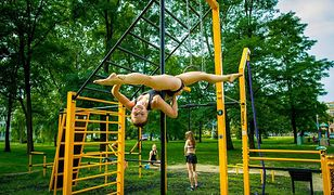 Za darmo: trening Pole Dance i Street Workout