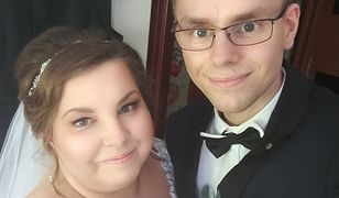 Klaudia i Marcin wzięli ślub pomimo pandemii. Ale branża ślubna drży w posadach
