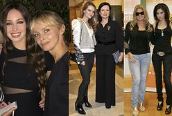 Sławne matki i ich znane córki