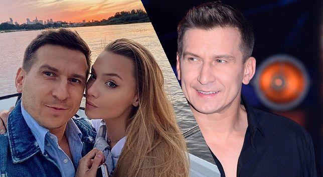 Tomasz Barański i jego nowa ukochana, Michalina