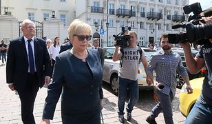 """Polityk PiS radzi prezes Sądu Najwyższego, by odwołała się do Strasburga. """"Bitwa o honor"""""""