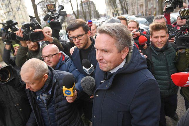 Taśmy Kaczyńskiego. Gerald Birgfellner w prokuraturze