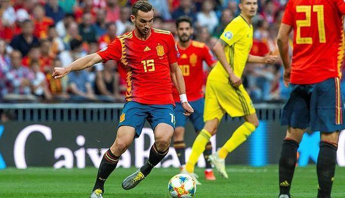 d50f0e0ff Mistrzostwa Europy U-21: Hiszpania - Polska. Fabian Ruiz. Konkurent Piotra  Zielińskiego ma apetyt na sukces