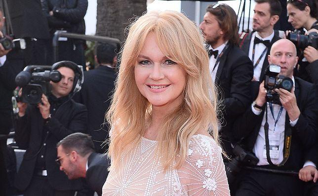 Klasyka, elegancja i jubileusze – Grażyna Torbicka w Cannes