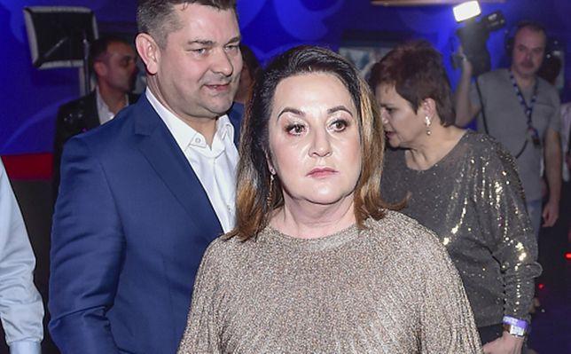 Danuta Martyniuk obrażała synową przed sądem i po rozprawie rozwodowej.