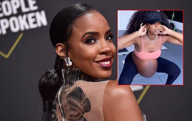 Kelly Rowland intensywnie trenuje w  ciąży. Chce uniknąć przykrego schorzenia