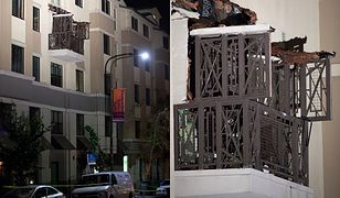 Sześć osób zginęło po zarwaniu się balkonu w Berkeley