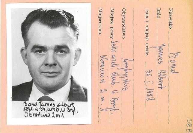 James Bond istniał naprawdę? IPN publikuje dokumenty