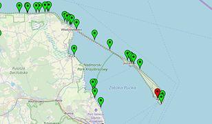 Sinice w Bałtyku. Na Helu zamknięto kąpielisko