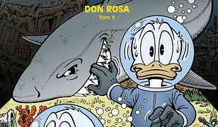 Wujek Sknerus i Kaczor Donald. Pod kopułą. Tom 3