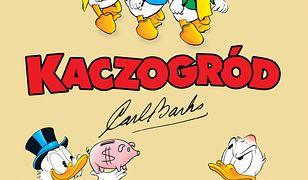 Kaczogród – Carl Barks – O kawałek sznurka i inne historie z roku 1956