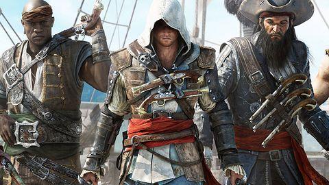 Assassin's Creed IV: Black Flag, czyli gra o robieniu gry oraz piractwie