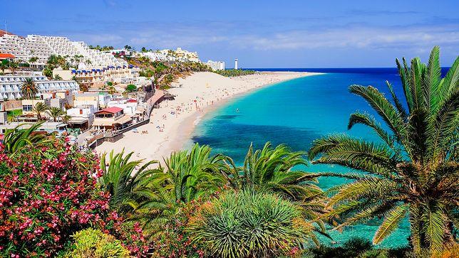 Jednym z polecanych kierunków w styczniu i lutym jest Fuerteventura