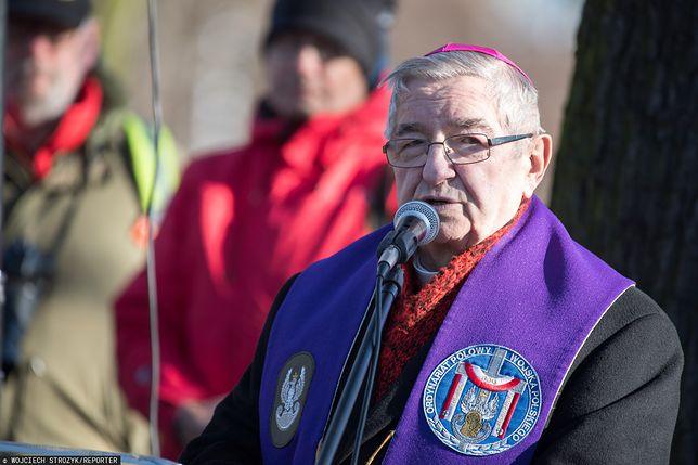Arcybiskup Leszek Sławoj Głódź zeznawał przed sądem w Gdańsku ws. gwałtu popełnionego przez Michała L.