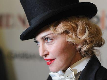 Madonna najlepiej opłacaną gwiazdą