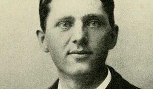Leon Czolgosz - zabójca prezydenta USA Williama McKinleya, ok. 1900 r.