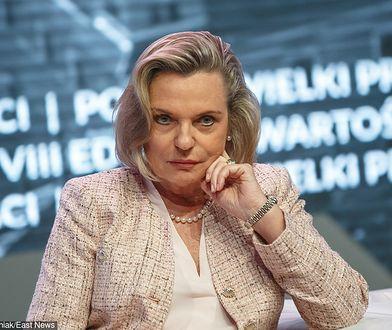 Senator Anna Maria Anders - przyszła ambasador RP we Włoszech?