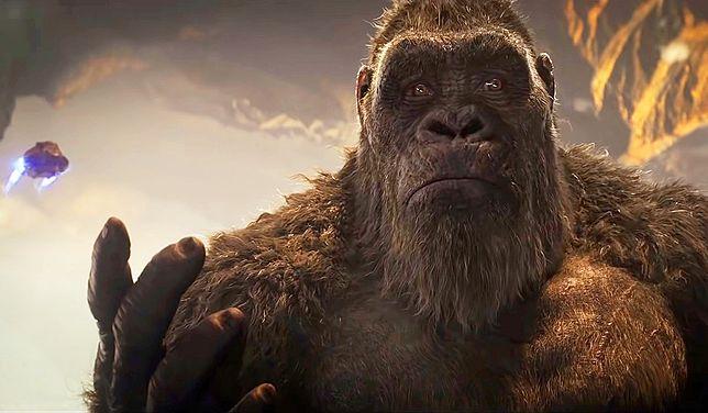 """""""Godzilla vs. Kong"""" przegrał z piratami."""