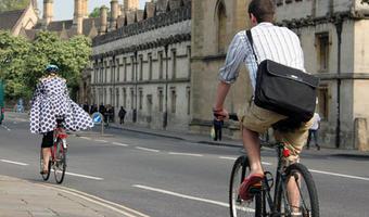 Wyższa pensja za jazdę rowerem. Oszczędności idą w setki złotych