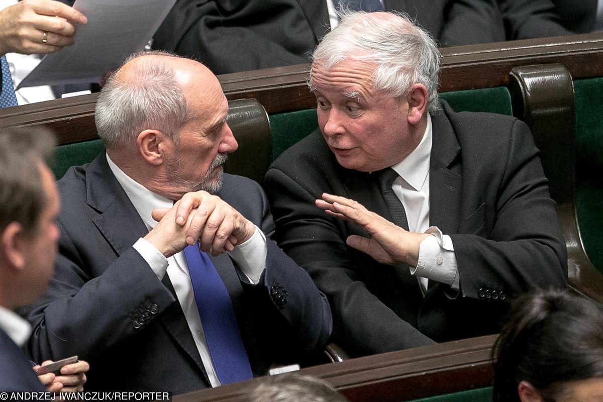 Paweł Lisicki: Powściągliwość Antoniego Macierewicza i majstersztyk prezesa