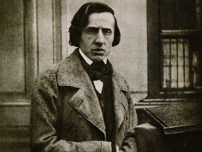 Fryderyk Chopin czerpał inspirację z polskiej muzyki ludowej