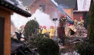 Akcja po środowym wybuchu w Szczyrku wciąż trwa