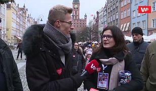28. Finał WOŚP 2020. Prezydent Gdańska Aleksandra Dulkiewicz: mam jedno marzenie