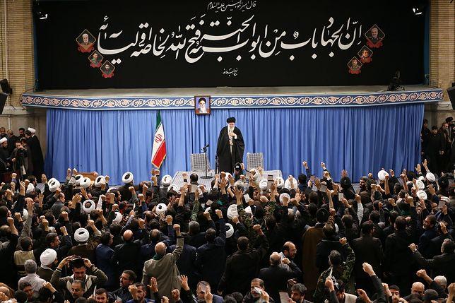 Iran - jedno z państw Bliskiego Wschodu