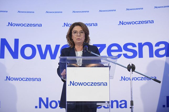 Małgorzata Kidawa-Błońska została wspólną kandydatką PO i Nowoczesnej