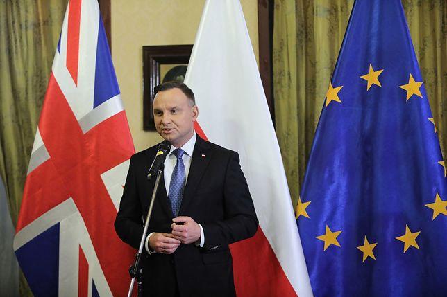 Szczyt NATO w Londynie. Prezydent Andrzej Duda przebywa w stolicy Wielkiej Brytanii z okazji 70. rocznicy powstania Sojuszu