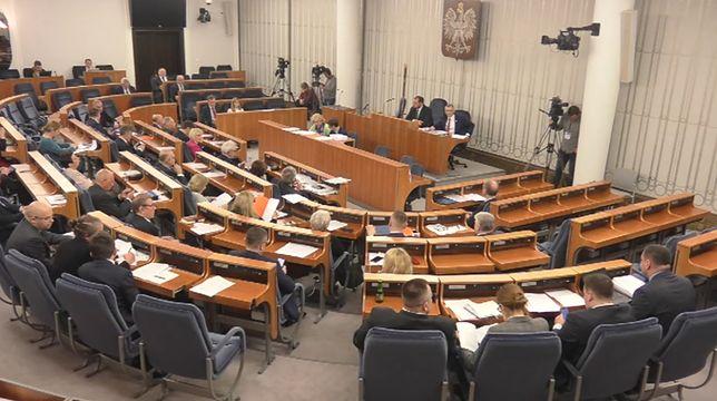 Posiedzenie połączonych senackich komisji: ustawodawczej oraz praw człowieka