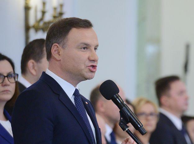 Prezydent: Polska potrzebuje dobrej zmiany