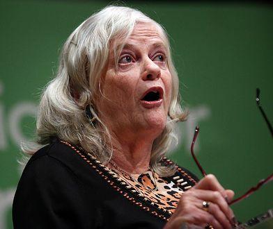 Ann Widdecombe, 70-letnia dziewica.
