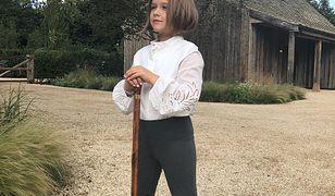 Harper Beckham to najmłodsze dziecko znanej pary