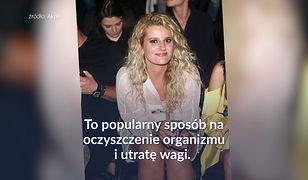 Zofia Zborowska pochwaliła się przejściem na dietę. Specjalista bije na alarm