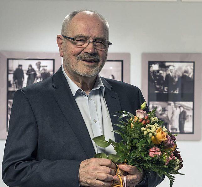 Sylwester Chęciński świętuje dziewięćdziesiątkę. Wrocław życzy mu wszystkiego najlepszego