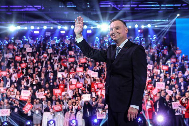 Wybory prezydenckie 2020. Sztab Andrzeja Dudy ma już wybranego rzecznika
